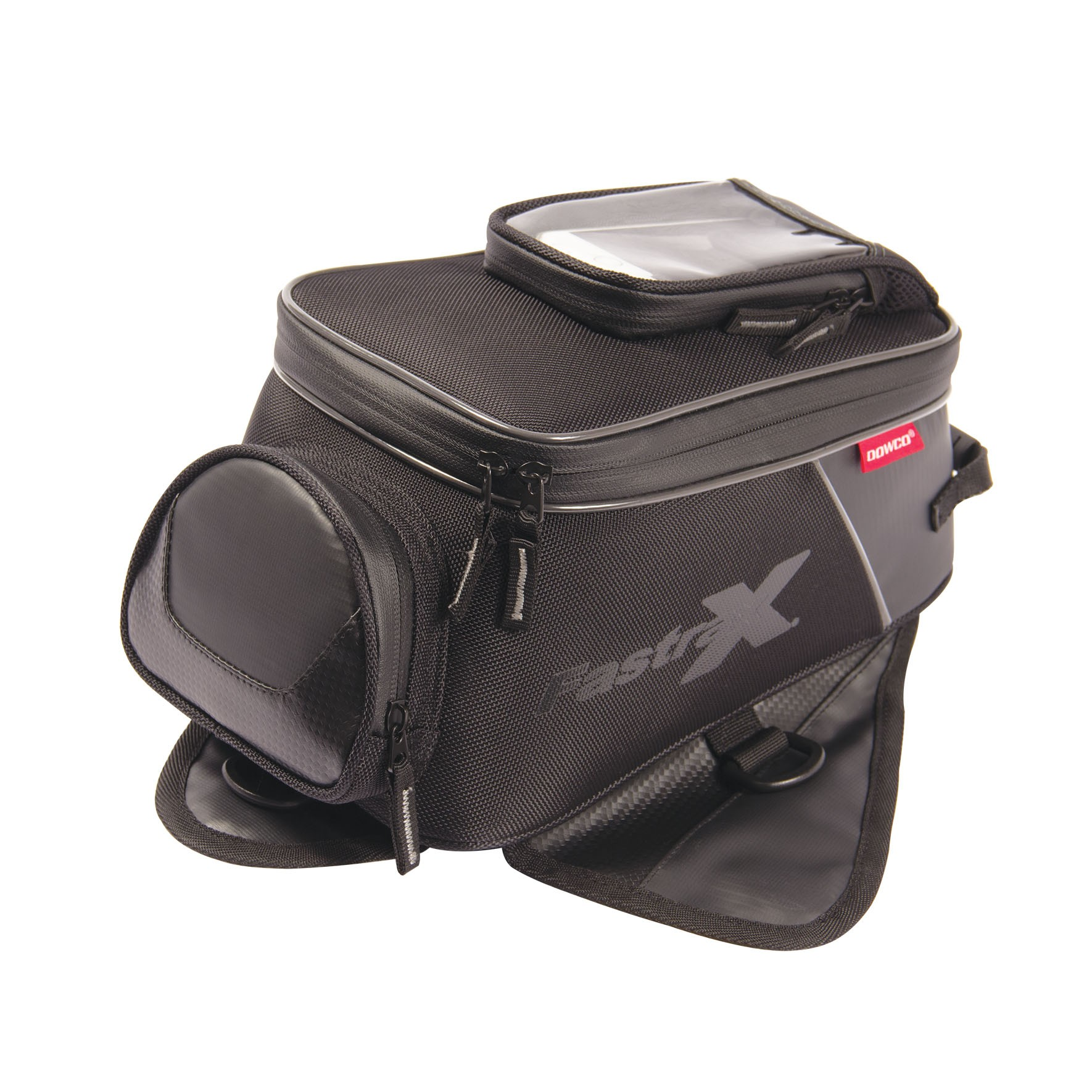 Dowco Fastrax Backroads Small Motorcycle Tank Bag
