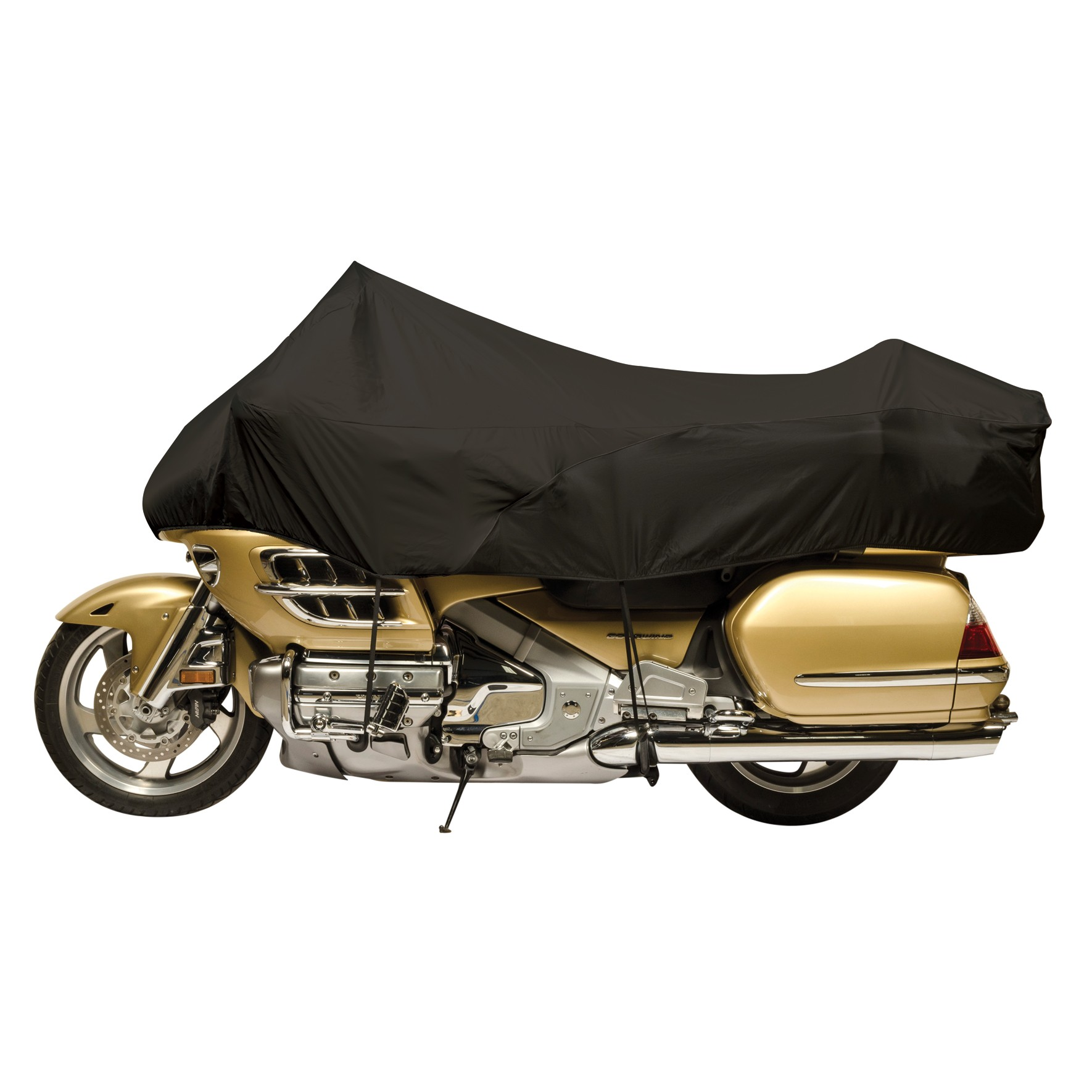 Dowco Guardian Premium Half Cover on a Honda Gold Wing