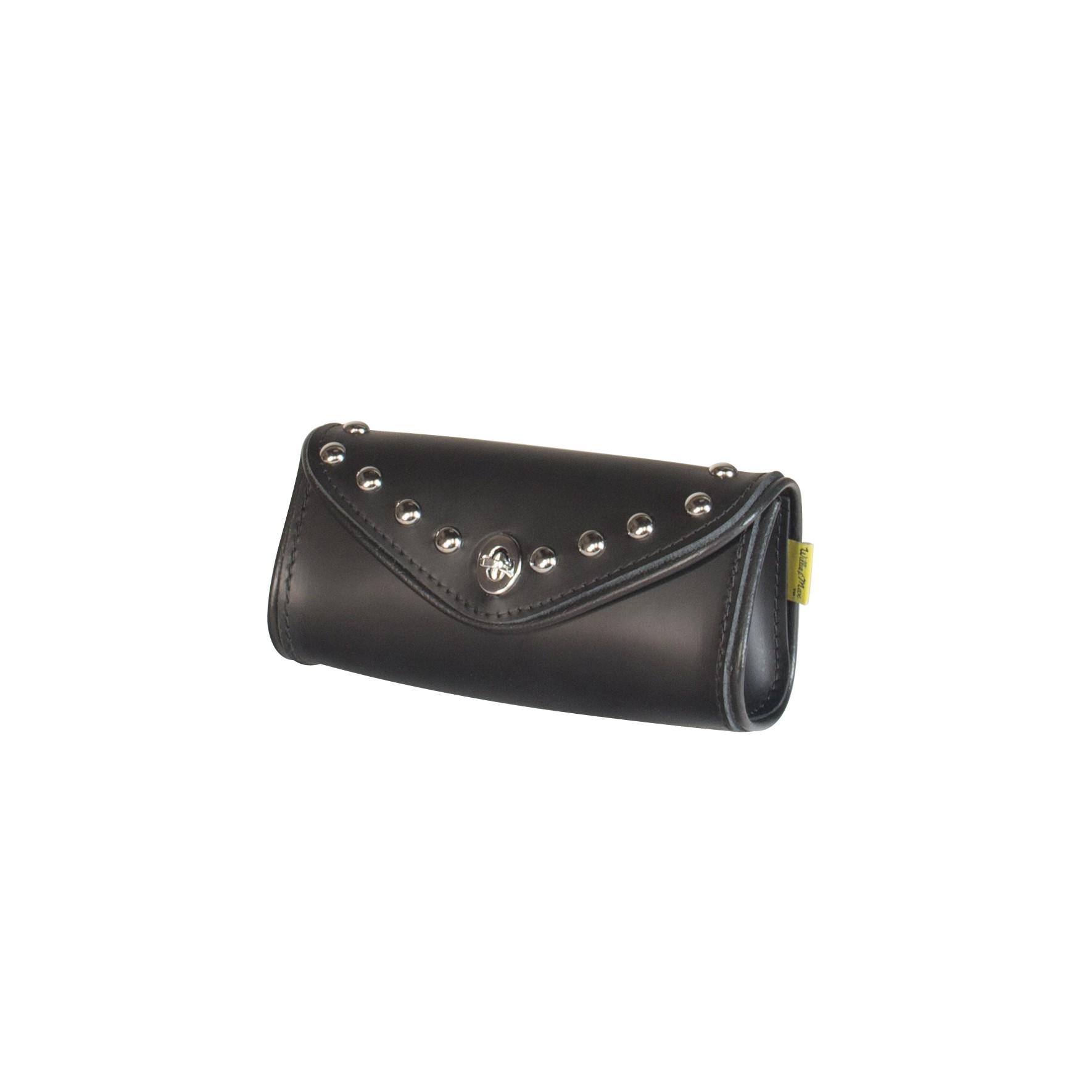 Willie and Max Small Studded Leather Windshield Bag